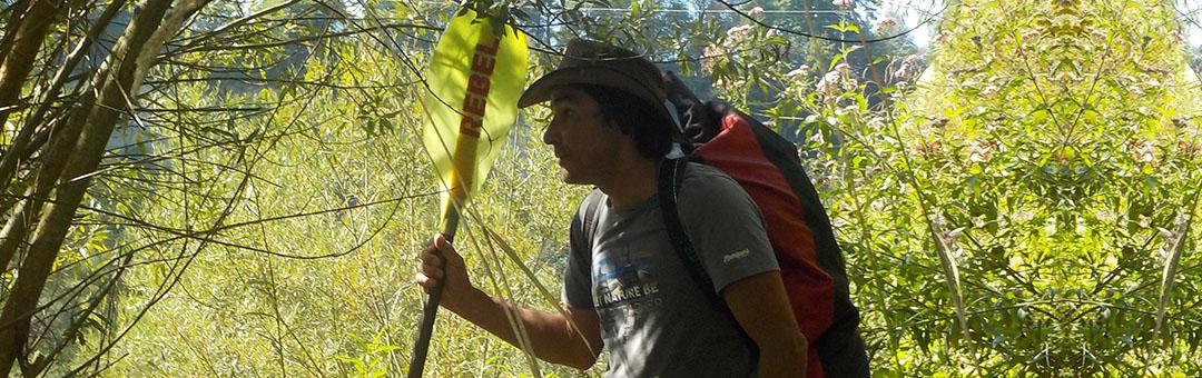 Packraft- und Kanu Explorertouren in der Schweiz