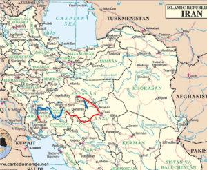 Kanadier-Expedition durch Mesopotamien und Persien 2021