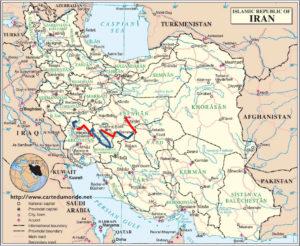 Packraft-Expedition durch Mesopotamien und Persien 2020