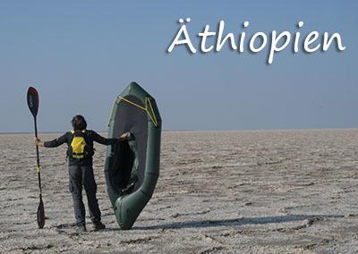 Kanu- und Packraft-Expeditionen in Äthiopien mit der Kanuschule-Schweiz